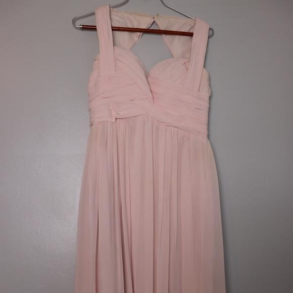 ef80607d947 Azazie Dresses   Skirts - Cameron bridesmaids dress Azazie bushing pink